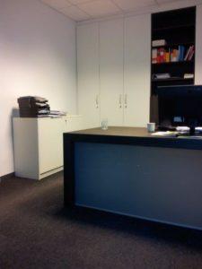 Innenausbau Büroeinrichtung Steuerberater