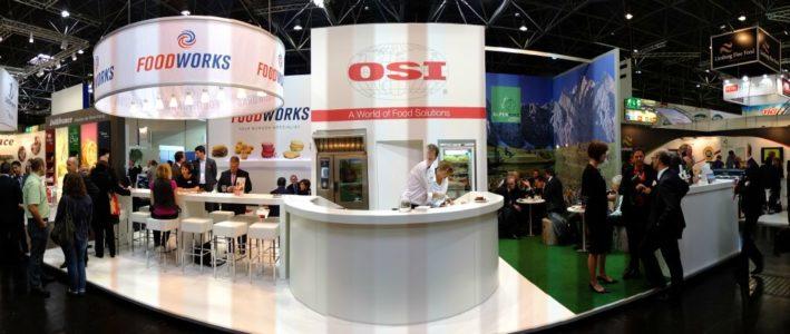 foodworks im Auftrag von Bestmann Messebau
