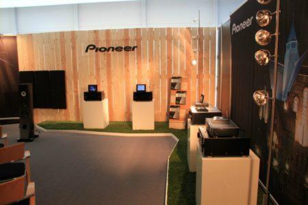 Pioneer im Auftrag von Leister Interneational