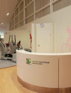 SONDERLÖSUNGEN - Sportcentrum Berghausen