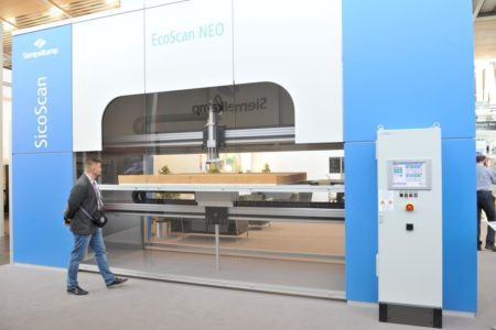 Siempelkamp im Auftrag der Bestmann Messebau GmbH