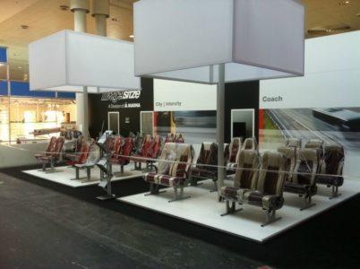 Vogelsitze im Auftrag von Leister International
