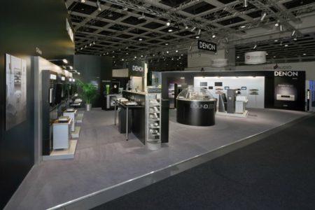 DENON MARANTZ im Auftrag für Leister International GmbH